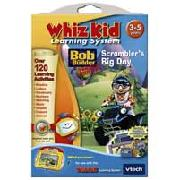 Vtech Whizz Kid Software - Bob the Builder