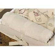 Winnie the Pooh Cot/Cotbed Bamboo Blanket