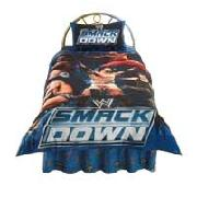 Wwe Smack Down Duvet Set