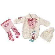 Baby Annabell - Deluxe Cold Days Outfit