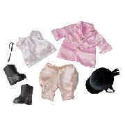 Baby Born - Horse Riding Deluxe Set