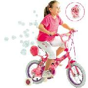 "Barbie - ""My Special Things"" Bubble Bike - 14Ins"