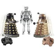 "Doctor Who - Battle Pack with ""Cyberman"""