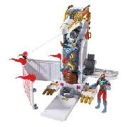 "Power Rangers - ""Dragon Train"" Playset"