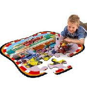 Roary Cartoon Picture Maker and Giant Floor Puzzle