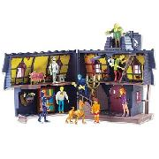 Scooby Mystery Mansion Playset