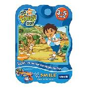 "Vtech - V-Smile ""Go Diego Go"" Game"