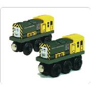 Thomas and Friends - Iron 'Arry and Bert
