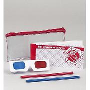 Spider-Man 3 3D Drawing Set