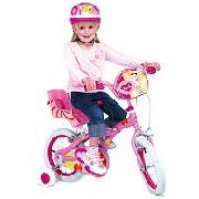 "Barbie 12"" Girls Bike"