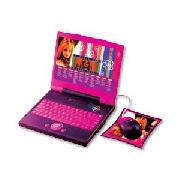 Barbie B - Book Higher Learning Laptop.