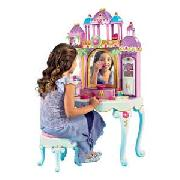 Barbie Island Princess Castle Vanity.