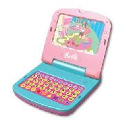 Barbie Picture 'n' Learn Laptop.
