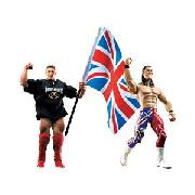 Best of British Wwe Twin Pack.