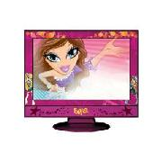 Bratz 15In LCD TV/Dvd Combi.