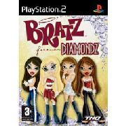 Bratz: Forever Diamondz Ps2 Posted Free Within 2 Days.