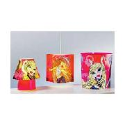 Bratz Stars Kool-Lite Shade and Bin Set.