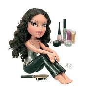 Bratz the Movie Funky Fashion Makeover Jade.