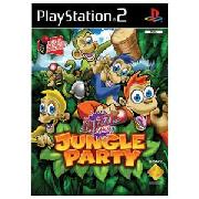 Buzz Junior Jungle Party with Buzzer - Ps2.