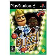 Buzz Sports Without Buzzers - Ps2.