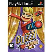 Buzz: the Mega Quiz - Ps2