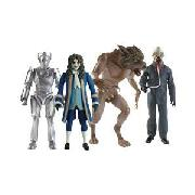 Doctor Who Series 2 5In Action Figures.