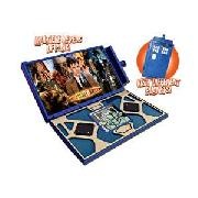 Doctor Who the Last Time Lord LCD Game Cyber Adventures.