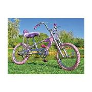 Groovy Chick 16In Cruiser Style Bike.