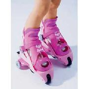 Lazytown Stephanie Get Up and Roll In-Line Girls Skates.