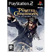Pirates of the Caribbean 3 - Ps2.