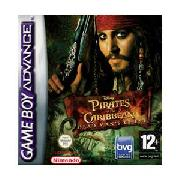Pirates of the Caribbean Gba Posted Free Usually In 2 Days.