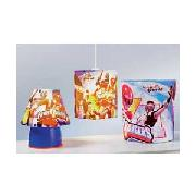 Power Rangers Kool-Lite Shade and Bin Set.