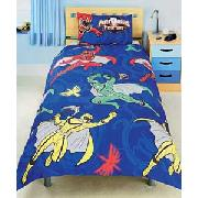 Power Rangers Mystic Force Duvet Cover and Pillowcase Set.