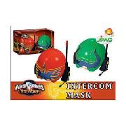 Power Rangers Mystic Force Intercom Masks.