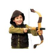 Robin Hood Dress Up and Bow Set.