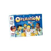 Simpsons Operation.