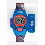 Spiderman 3 LCD Projector Watch.