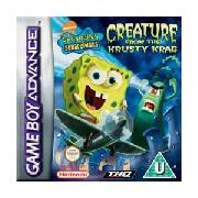 Spongebob Krusty Krab Gba Posted Free Usually Within 2 Days.