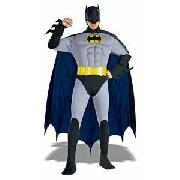 The Batman Muscle Chest Costume - Large.