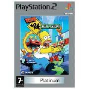 The Simpsons Hit and Run Ps2 Posted Free Usually In 2 Days.