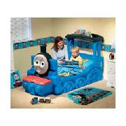 Thomas the Tank Toddler Bed.