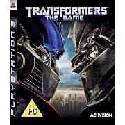 Transformers: the Game - Ps3.
