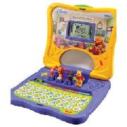 Winnie the Pooh Play and Learn Laptop.