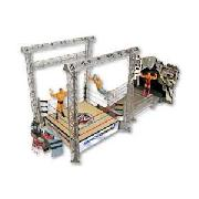 Wwe World of Smackdown Playset.