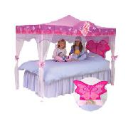Barbie Bed Canopy and Barbie Bed Head
