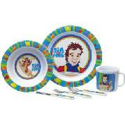 Big Cook Little Cook 6Pc Tableware Set