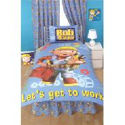 Bob the Builder 'Rulers' 66In x 54In Curtains