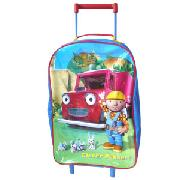 Bob the Builder Wheeled Bag