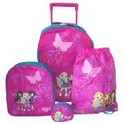 Bratz 4Pc Luggage Set