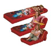 Disney High School Musical Tween Rest and Relax Ready Bed